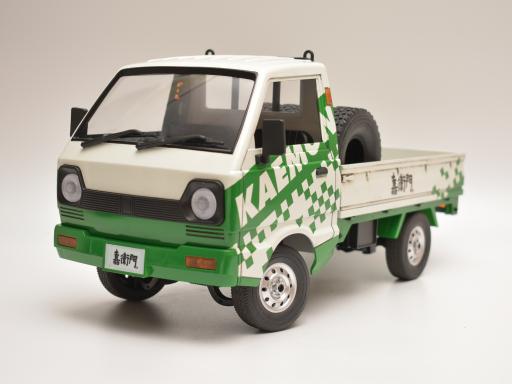 WPL JAPAN 嘉衛門オリジナルデモカー